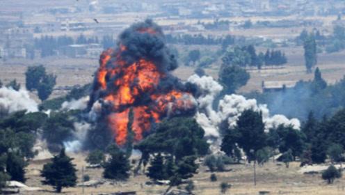 美军离开叙利亚后空袭炸毁自家机场、基地!俄媒:害怕设备被没收