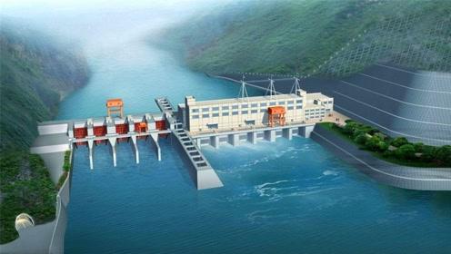 一分钟带你了解世界最大水电站 一旦建成三峡第一位置不保