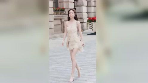 这种肤白貌美大长腿的漂亮小姐姐,真想知道最后到底会找到什么样的归宿