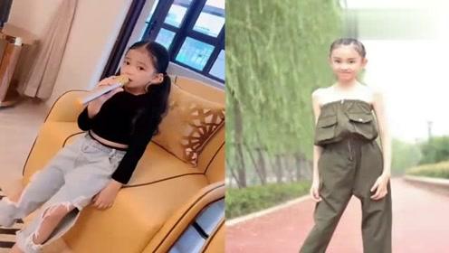 两个小姑娘一首《李兰妈妈》唱的贼好听,你更喜欢谁呢