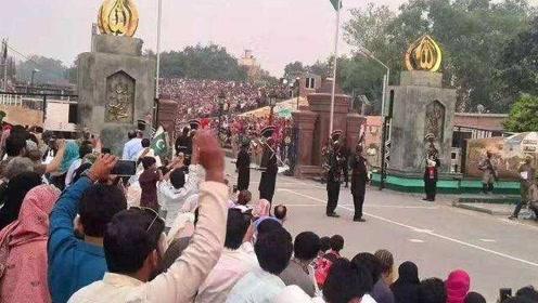 """中国""""万人部队""""赶赴巴基斯坦,引当地居民围观,感慨:够朋友"""
