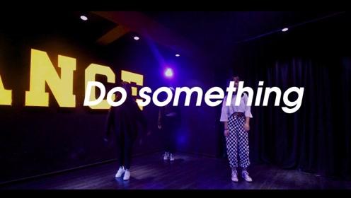 重庆龙酷街舞青年Jazz班舞蹈展示Do something