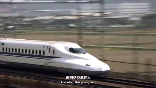 日本高铁世界数一数二,中国后来居上,德国人体验说出四个字