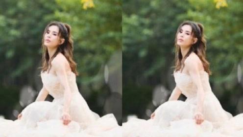 小龙女终于寻觅到幸福?52岁李若彤晒婚纱照称:只为完成妈妈心愿