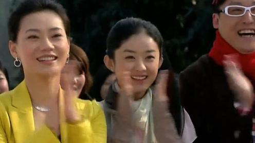9年前她抢到冯绍峰婚礼上的捧花 如今却成了他老婆