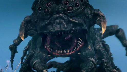《狂暴大蜈蚣》终极预告:巨型蜈蚣肆虐荒岛,疯狂捕猎人类
