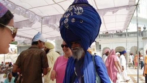 印度男女都把头包得严实,只是信仰吗?说出来你别不信