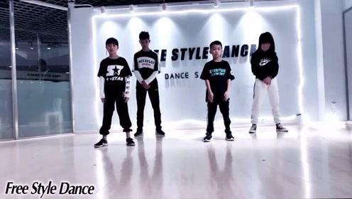 自由式流行舞基地国庆集训少儿街舞课程/红牌楼