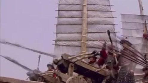张顺被方腊杀害,宋江很生气下令三军万箭齐放,这场面实在太壮观!