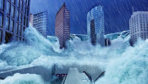 南极冰川全都融化,中国会成什么样?得知结果后痛心了!