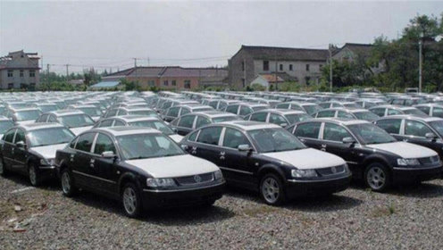 """为什么4S店国五车""""堆积成山"""",却不打折促销?4S销售说出内因"""