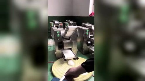 这样包饺子太方便了