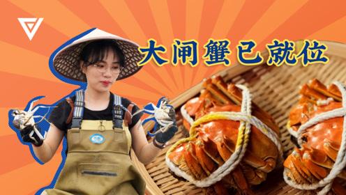 再不吃大闸蟹,就来不及了!