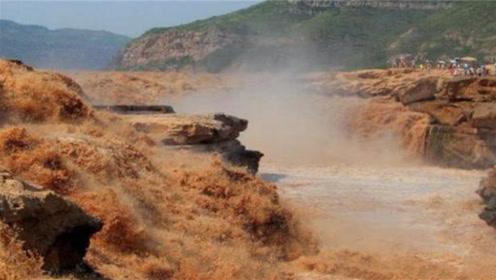 黄河入海的威力有多大?每年携带3万亩泥沙,如今已是著名景区