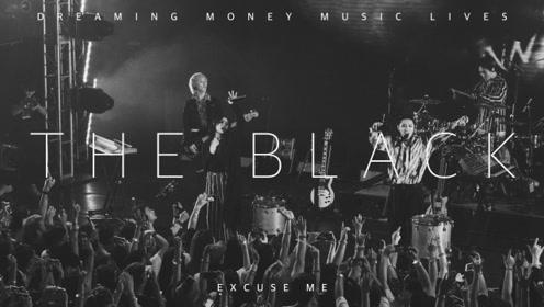 打扰一下乐团《黑》现场MV 2019巡演北京站