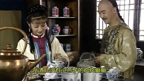 赵薇年轻时最美的古装剧造型 端庄大气 比小燕子好看10倍