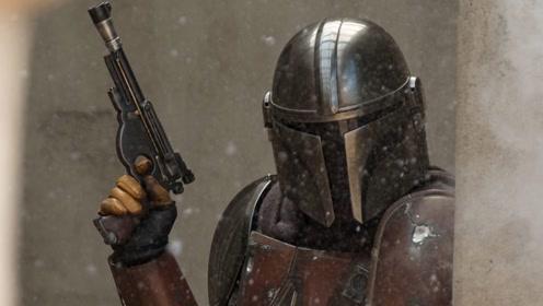 《星球大战》第一部真人连续剧《曼达洛人》正式预告