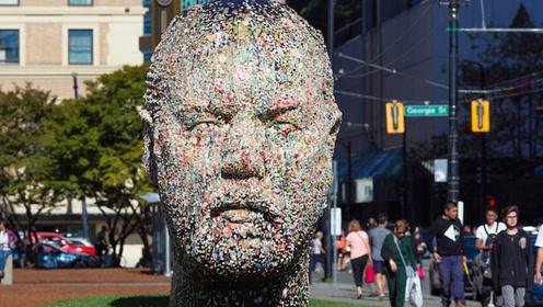 """加拿大最受人""""唾弃""""的雕像 网友:理解不了的艺术"""