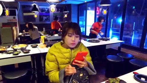 韩国人来到中国旅游,看到中国人穿着后:中国人只是表面富裕?