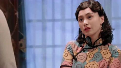 阿娇旗袍搭配复古妆容凸显气质
