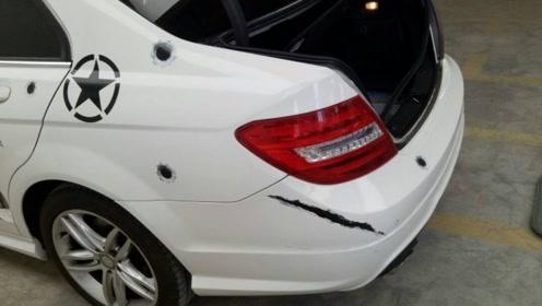 如果车辆发生小剐蹭,注意这一点,新手很容易被坑!