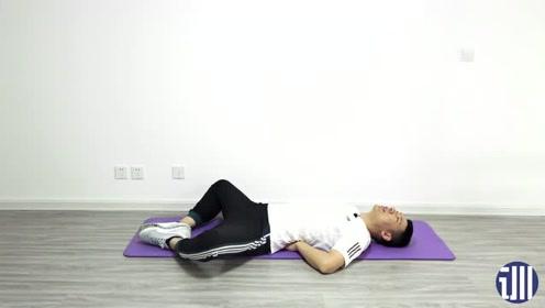 传统养生方法:混元卧,每天8分钟,元气足、晚上睡得快、睡得香