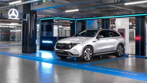 试驾奔驰EQC,133岁的奔驰终于进军纯电动市场了?