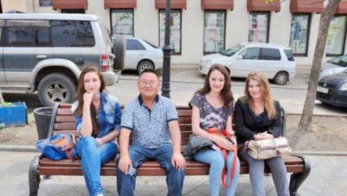 """白俄罗斯美女,为何喜欢中国男人?只因中国男人的这种""""特长"""""""