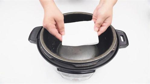 原来电饭锅铺上一张纸这么厉害,解决了家人一大困扰,早学早受益