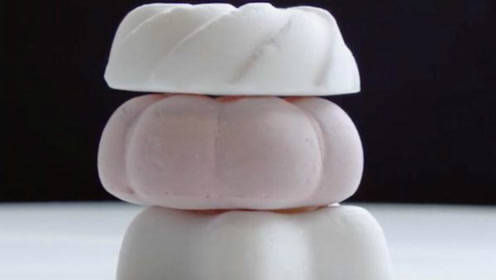 世界上最轻的甜点,一大块仅有1克96%都是空气,真入口即化!