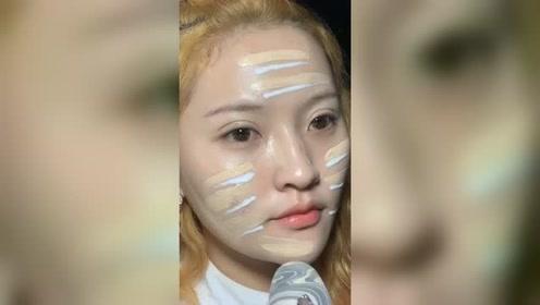 网红小姐姐最真实化妆过程,这反差有点难以接受,刷的礼物能退吗?