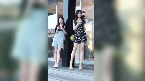 杭州拍到一幕,果然微胖才是极品身材,看一眼高下立判!