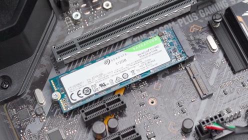 小预算升级电脑,换希捷酷鱼SSD提速特明显