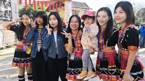 广东版最炫民族风来了,在连山偶遇一年一度的盘王节