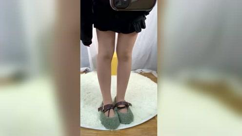直男男友竟然以为我没穿裤子,光腿神器看起来太自然了