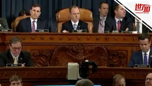 特朗普弹劾案首次听证会开启 白宫:特朗普很忙不看