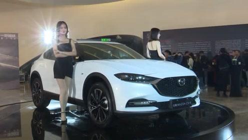触手可及的潮奢轿跑SUV  全新CX-4 14.88万元起焕新上市