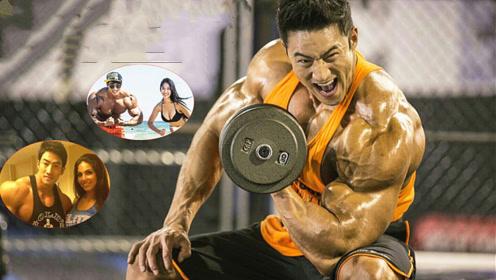 亚洲第一肌肉宅男!10年暴增20公斤肌肉,网友评论 他是用药高手!