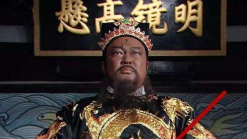 只有皇帝能穿的龙袍,为什么包拯断案的时候,都会穿上?