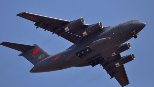 运-20编队展翅雪域高原,战略空军雏形初现,这个画面美爆了