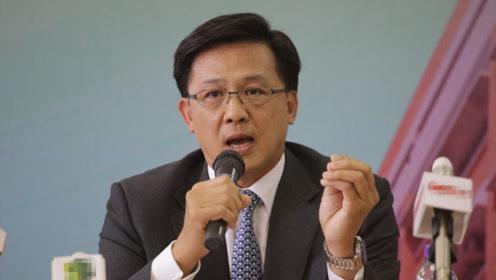 面对香港暴力升级 何君尧表态:公务员要作为,特区政府要关门打狗