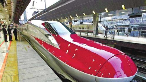 为什么日本的高铁是长鼻子,而中国的却是子弹头?看完恍然大悟!