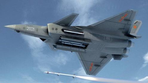 歼20的利爪如何?霹雳15使用微型相控阵制导,或改变空战规则