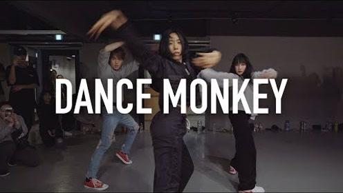 Lia Kim编舞洗脑神曲《Dance Monkey》