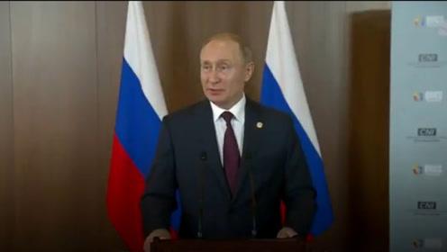普京给特朗普大选支招:明年访俄,我看行