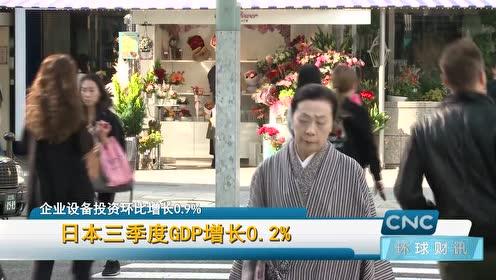 2019年11月15日 环球财讯(字幕版)