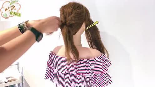 你的发型过时了!今秋流行这样编发型!1分钟搞定