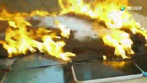 50台苹果手机的奢华葬礼,反正是烧了也不给你!