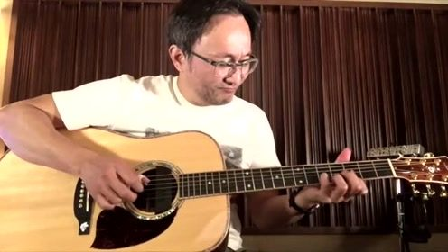 董运昌老师吉他演奏《南屏晚钟》回味经典