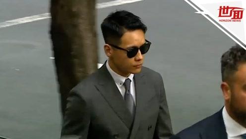 高云翔泪洒法庭:多名好友出庭 称其孝顺母亲尊重女性